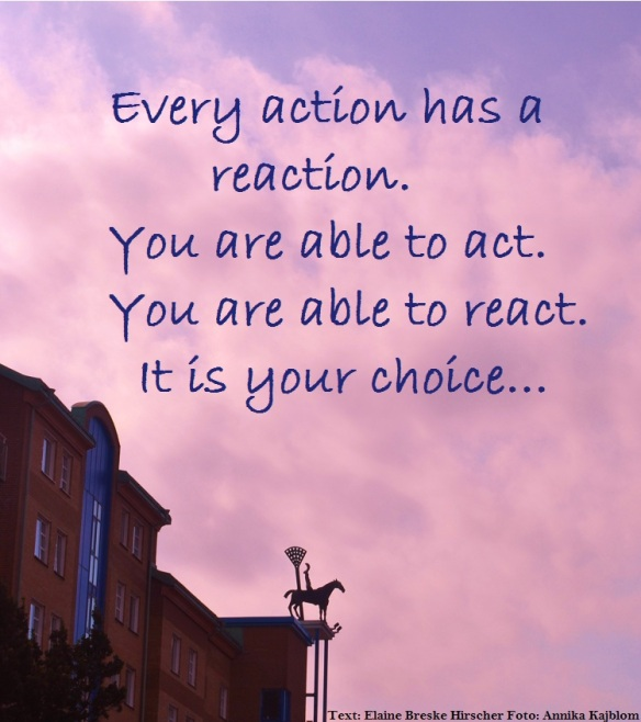 every action